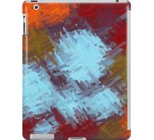 Pastel Colored Abstract Background #10 iPad Case/Skin