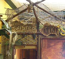 The Twisted Tiki Tattoo Parlor by Taryn Raburn