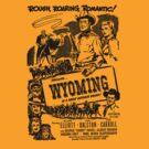 Wyoming 1947 Movie Poster by perilpress