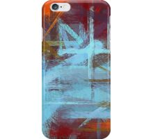 Colorful Painting Abstract Background #2 iPhone Case/Skin