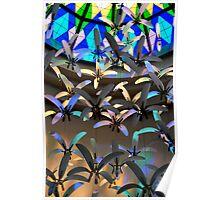 Rainbow Swarm Poster