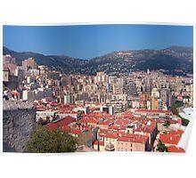 Monaco II Poster