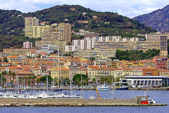 Ajaccio by Tom Gomez