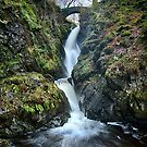 Aira Force, Cumbria, England by Bob Culshaw