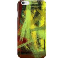 Colorful Painting Abstract Background #4 iPhone Case/Skin