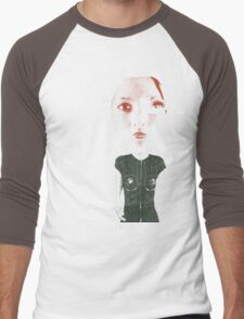 broken doll Men's Baseball ¾ T-Shirt