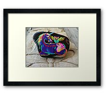 Rock'N'Ponies - SPIKE & THE HOOTOWL Framed Print