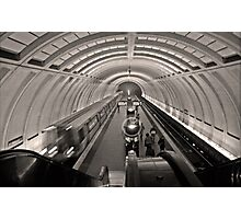 Bethesda Station II Photographic Print