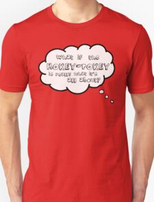 What if? Unisex T-Shirt