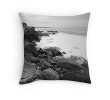 St Johns Point......by artist Throw Pillow
