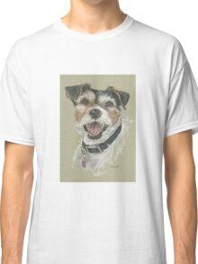 Terrier portrait Classic T-Shirt
