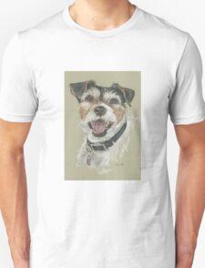Terrier portrait Unisex T-Shirt