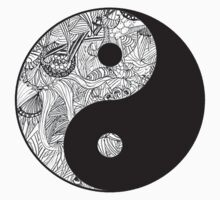Yin and Yang by jellyelly