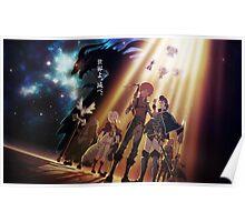 Anime: SHINGEKI NO BAHAMUT Poster