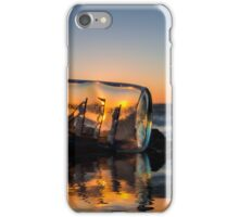 Sunset Sailing iPhone Case/Skin