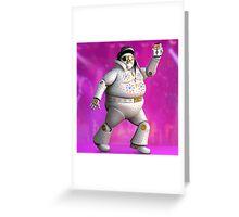Elvis Toy Greeting Card