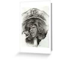 Whitesnake Greeting Card