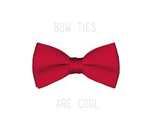 Bow ties are cool by osgoods-bowtie