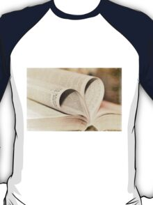 Pages of Love T-Shirt