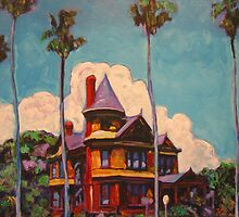 The Britt Scripps House - San Diego, California by RDRiccoboni