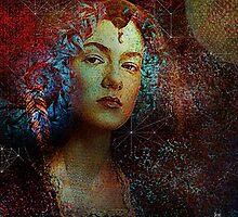 Queen Mercura by ganechJoe