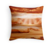 Julian Rocks-Byron Bay Throw Pillow