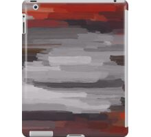 Colorful Painting Abstract Background #10 iPad Case/Skin
