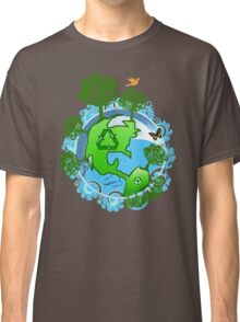 A Global Recycle Classic T-Shirt