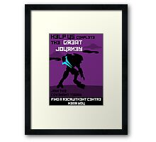 Join the Covenant today Framed Print