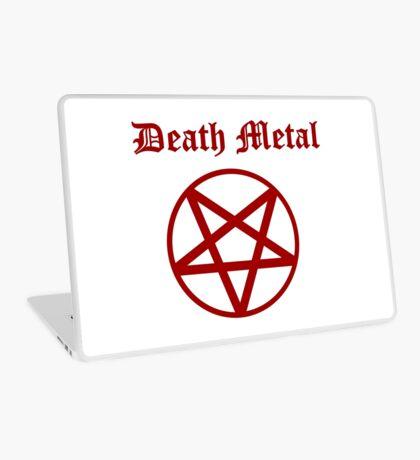 Death Metal Laptop Skin