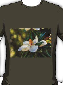 Southern Magnolia Blossom T-Shirt