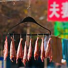Drying fish. by bulljup