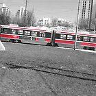 Toronto Street Car 4202 by Vulcan Spark Studios