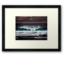 Margaret River Break Framed Print