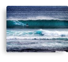Goofy at Margaret River Canvas Print