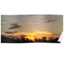 Sunset 2 Poster