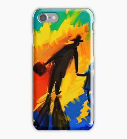 To the bright Future iPhone Case/Skin