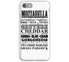 CHEESE! iPhone Case/Skin