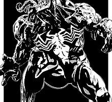 Venom by averagejoeart