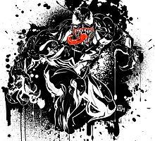 "Venom ""Graffiti""  by averagejoeart"