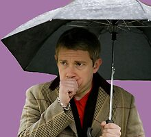 Martin Freeman by Lesternyguarded