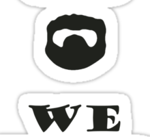 We Need to Cook! Sticker