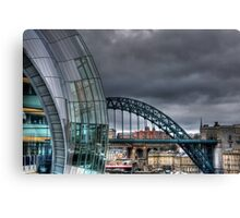 Sage and Bridge Canvas Print