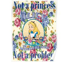 Not a Princess Poster