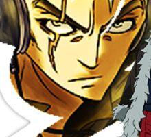 Laxus Fairy Tail 4 Sticker