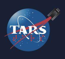 TARS NASA logo shirt mug iPhone 6 iPad Case pillow sticker by lavalamp