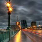 The Tyne Bridge by Anna Ridley