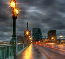 The Tyne Bridge by Anna Ridley