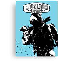 Biosloth Canvas Print
