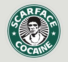 Starbucks cofee PARODY - Scarface by Laredj